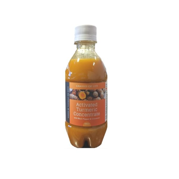Activated Turmeric 300ml with Curcumin and Black Pepper with Cinnamon
