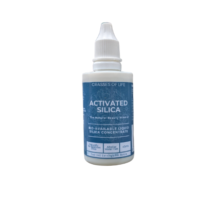 Activated Silica 45ml Grasses of Life 2 Pack Version 2021
